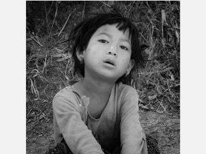 HtiThein Boy (Hti Thein Village 2014)