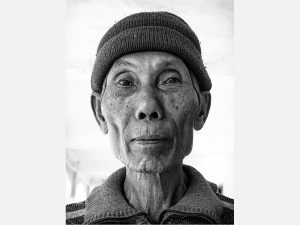 Man with Cap (Mingun 2014)