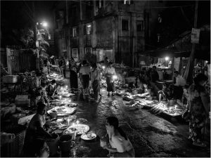 Night Market (Yangon 2014)