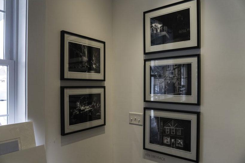 10 SPOT Exhibition, February 2017, Sohn Fine Art Gallery, Lenox, MA
