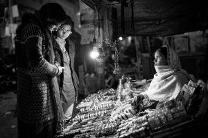 Buying Bangles (2016 Varanasi)