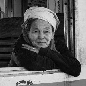 Passenger (2014 Heho, Myanmar)