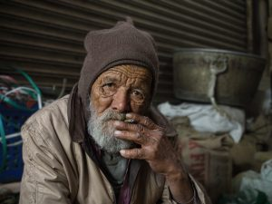 Smoker (2016 New Delhi, India)