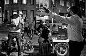 Street Music (2017 Jerusalem)