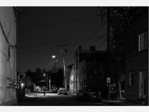 Summer  Night  on  Jane  St. (Saugerties, NY 2017)