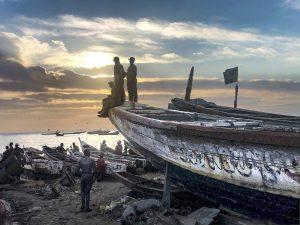 Boat Builders (Mbour, Senegal, 2019)