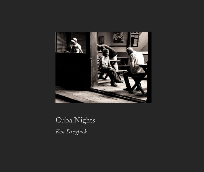 Cuba Nights Book Cover