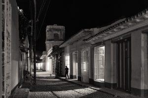Figure in Doorway (Trinidad, 2020)