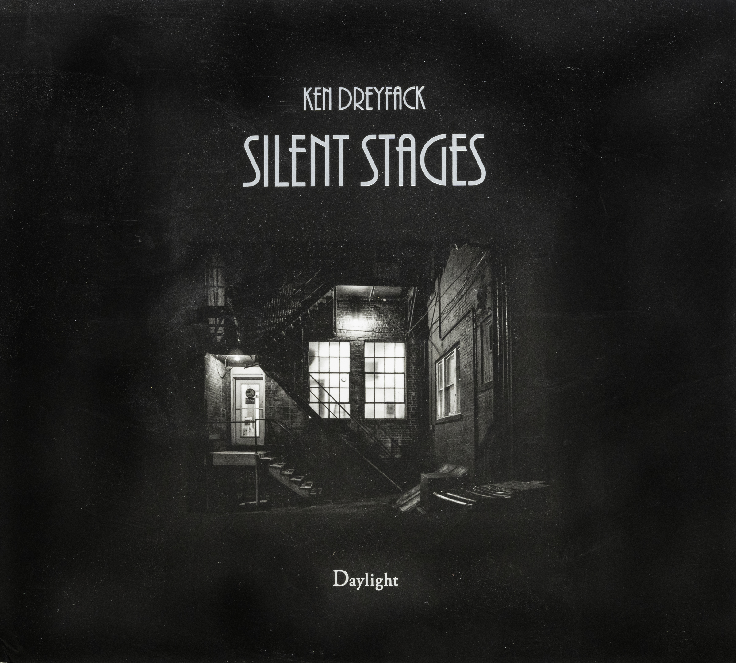 Silent Stages Book Cover