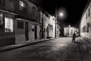 Woman with Stroller (Camaguez, 2020)