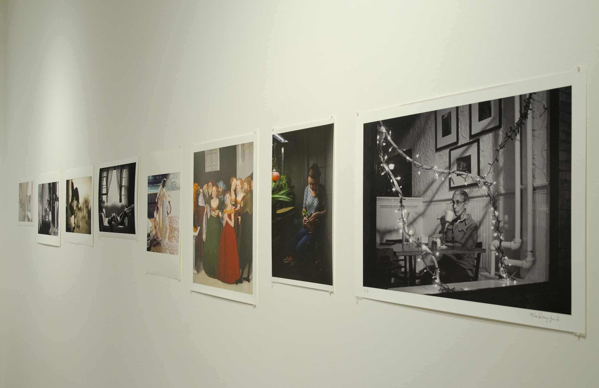 Determined at Foley Gallery, NY, NY August 2017